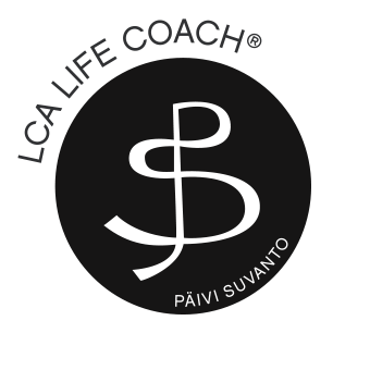 Logo: LCA Life Coach: Päivi Suvanto